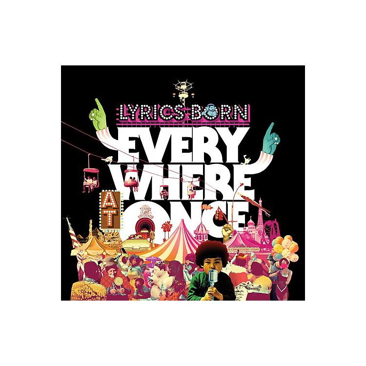 AllianceLyrics Born - Everywhere at Once