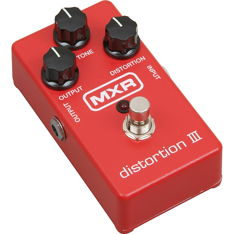 MXR M-115 Distortion III Pedal