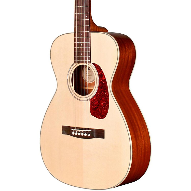 Guild M-140 Acoustic Guitar Natural