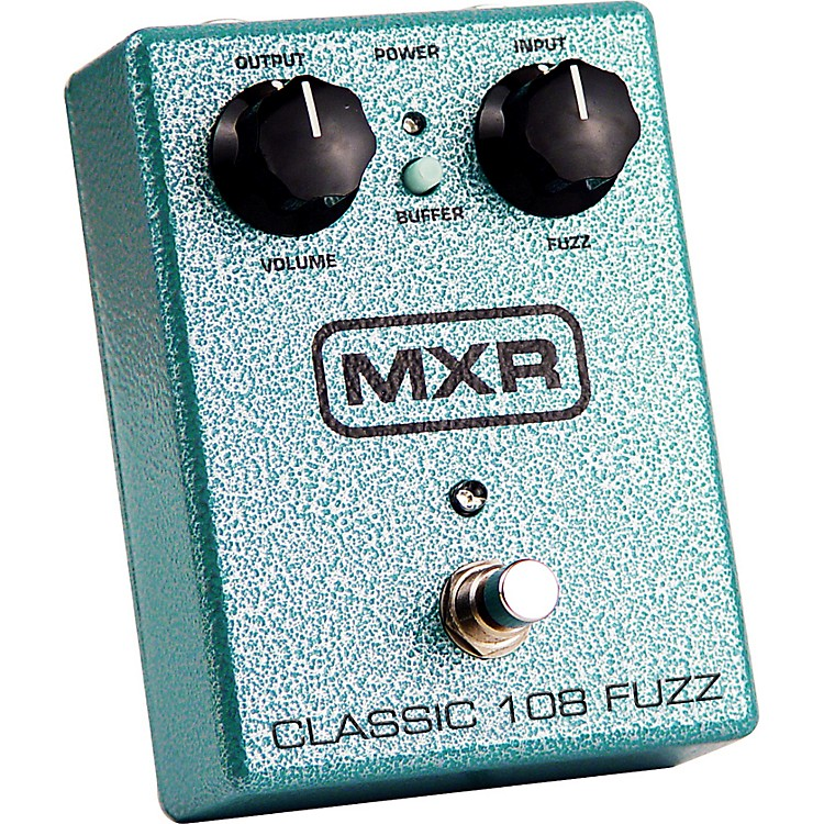 MXRM-173 Classic 108 Fuzz Guitar Effects Pedal888365814377