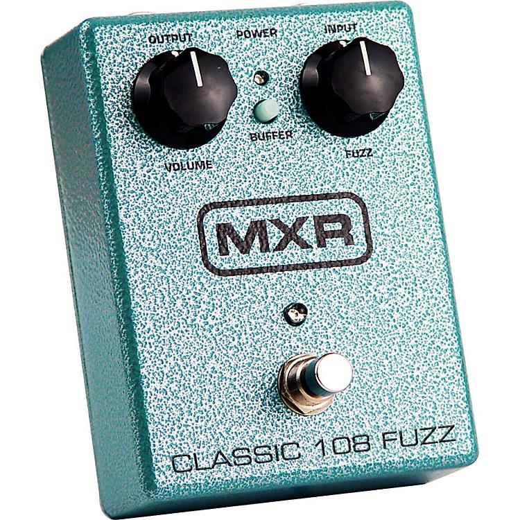 MXRM-173 Classic 108 Fuzz Guitar Effects Pedal