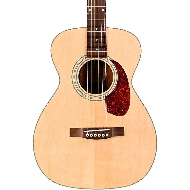 Guild M-240E Concert Acoustic-Electric Guitar Natural