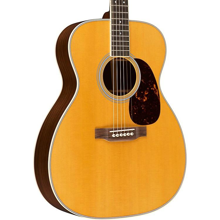 MartinM-36 Standard Grand Auditorium Acoustic GuitarAged Toner