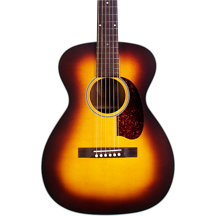 Guild M-40 Troubadour ATB Acoustic Guitar Antique Burst