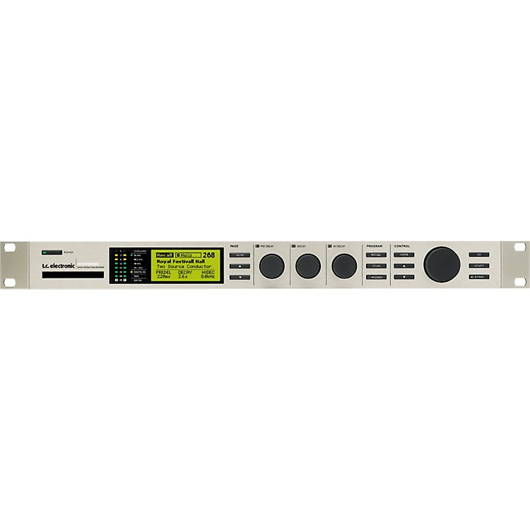 TC ElectronicM-4000 Stereo Reverb Unit