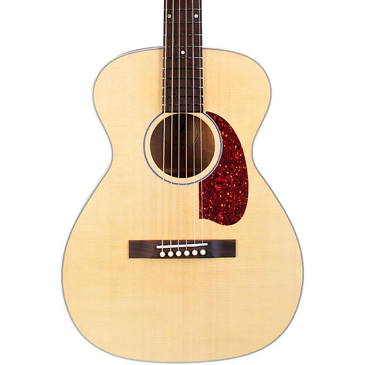 Guild M-40E Troubadour Concert Acoustic-Electric Guitar Natural