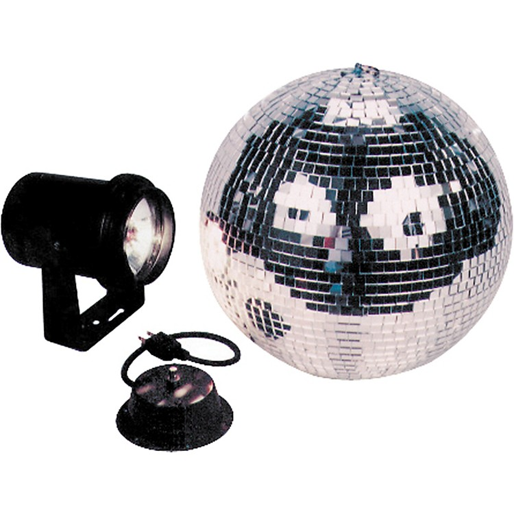American DJM-600L Mirror Ball Combo