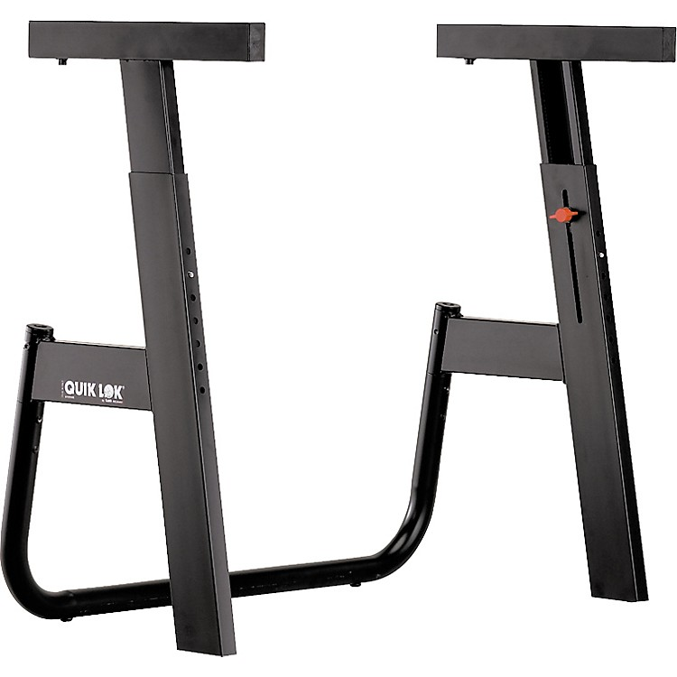 Quik-Lok M-91 Monolith Single-Tier Keyboard Stand