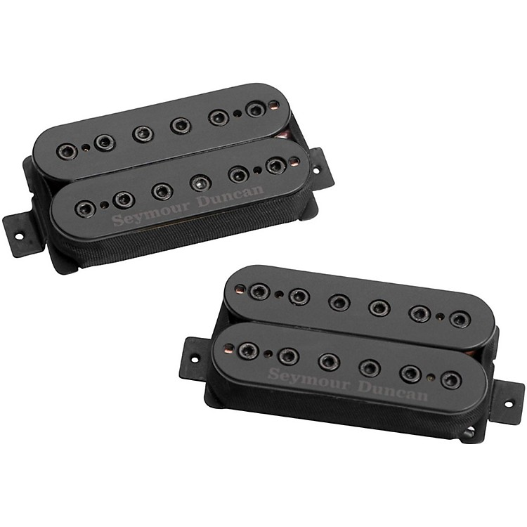 Seymour Duncan M Holcomb Alpha Omega Pickup Set Black Bridge or Neck