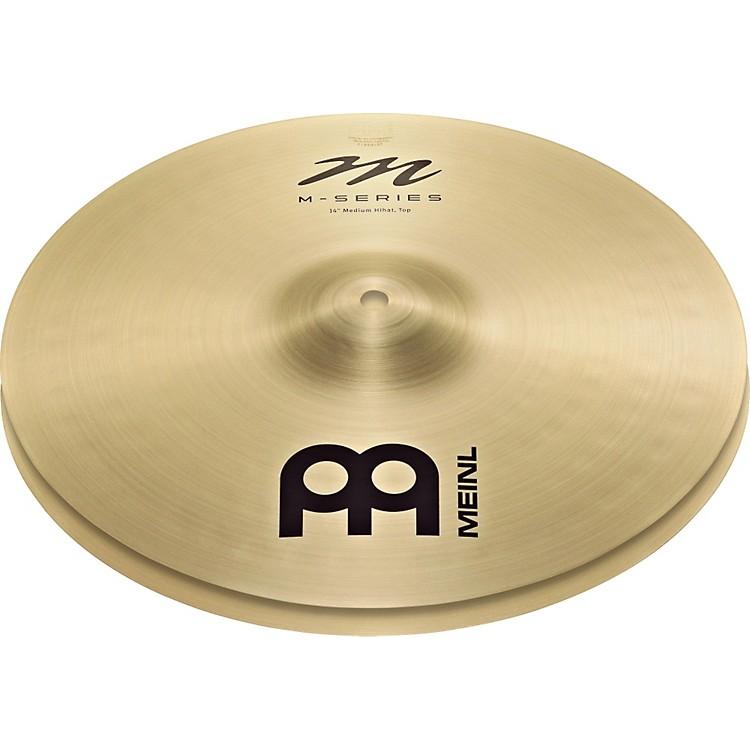 MeinlM-Series Medium Hi-Hat Cymbals14 in.