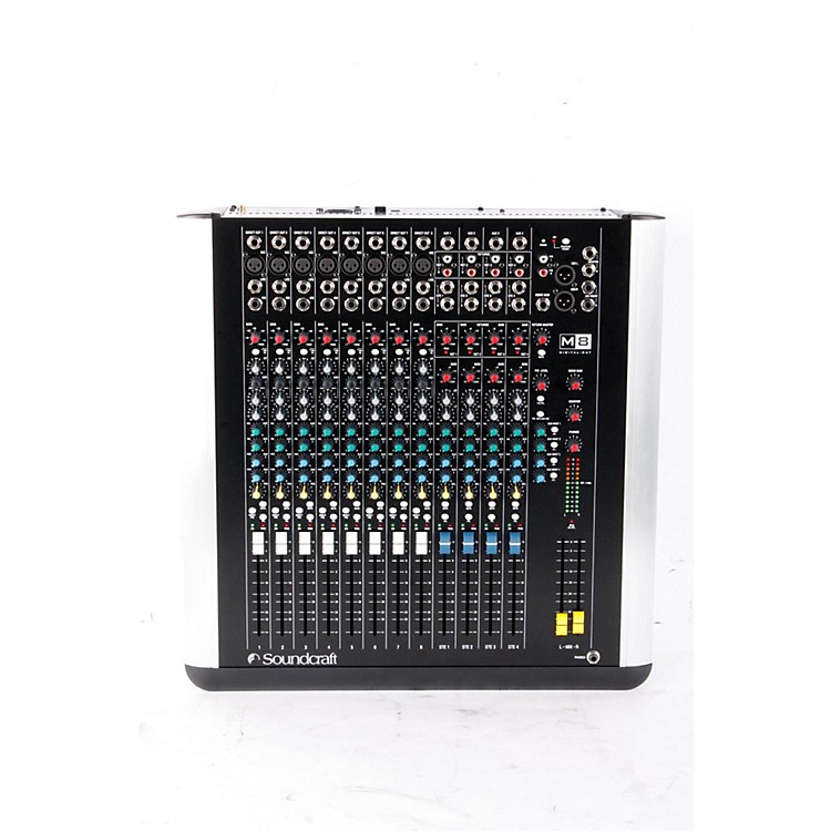 SoundcraftM Series Spirit M8 16-Channel Mixer