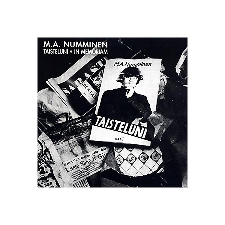 AllianceM.A. Numminen - Taisteluni