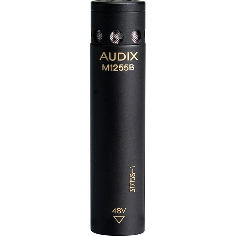 Audix M1255B Miniaturized Condenser Microphone Supercardioid Standard