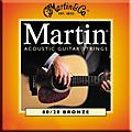 MartinM145 Light/Medium 80/20 Bronze Acoustic Guitar Strings-thumbnail