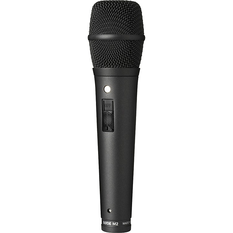 Rode MicrophonesM2 Handheld Condenser Microphone