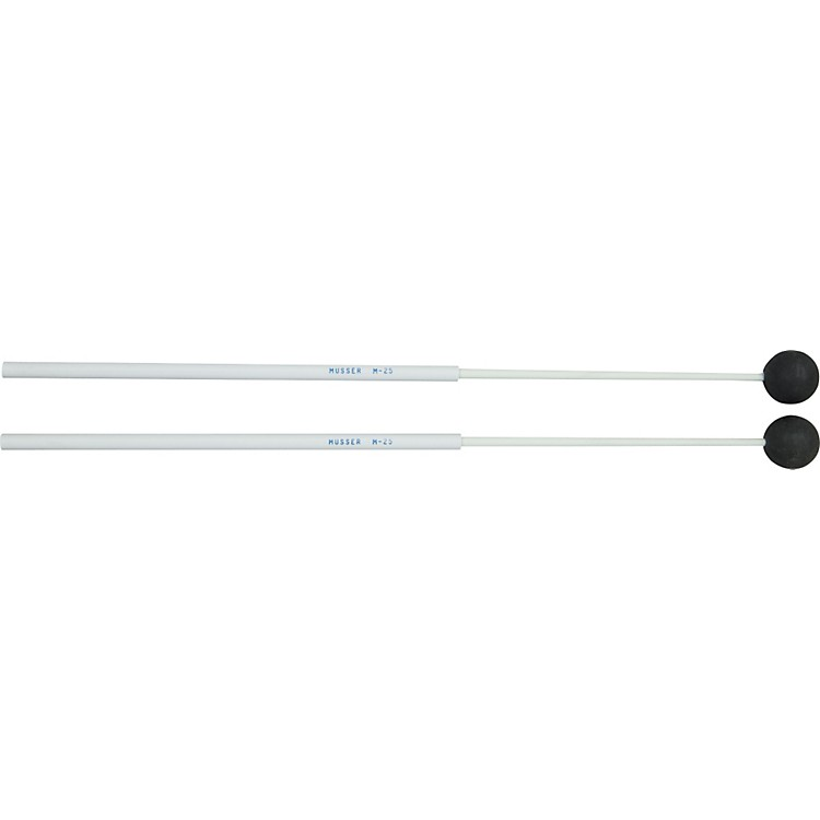 Musser M25 Medium Soft Rubber Mallets