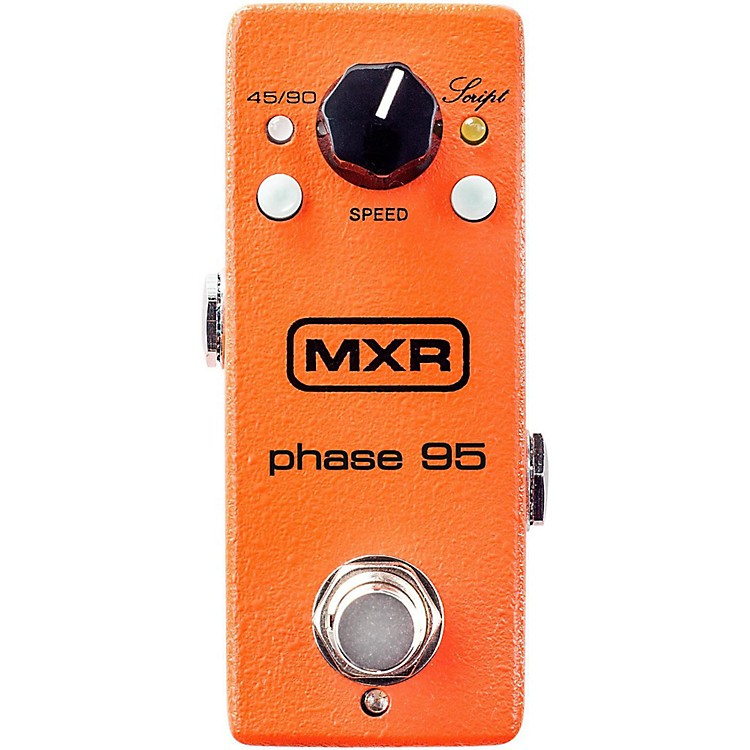 MXRM290 Mini Phase 95 Phaser Guitar Effects Pedal