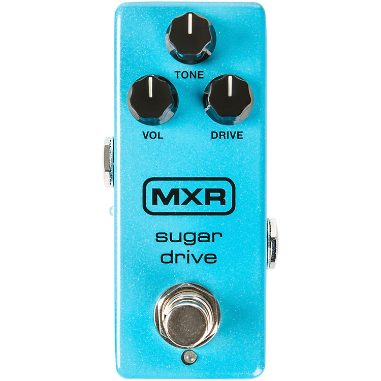 MXRM294 Sugar Drive Mini Effects Pedal