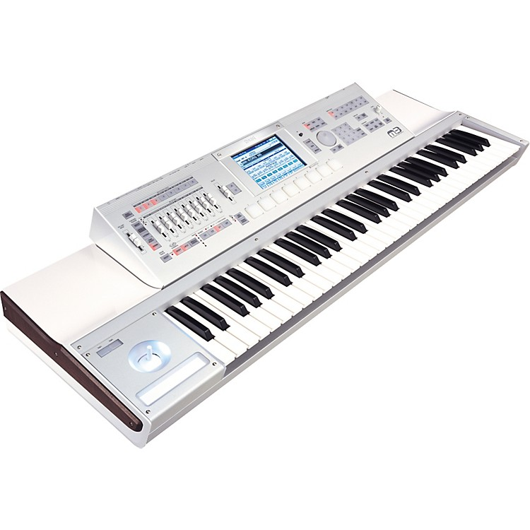 KorgM3 61-Key Music Workstation Keyboard