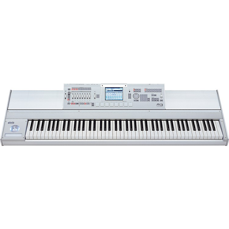 Korg M3 88-Key Music Workstation Keyboard