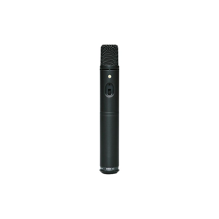 Rode MicrophonesM3 Multi-Powered Small Diaphragm Condenser Microphone