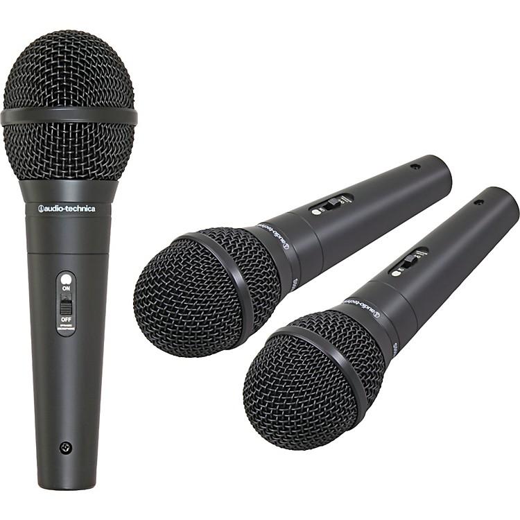 Audio-TechnicaM4000S Microphone 3-Pack