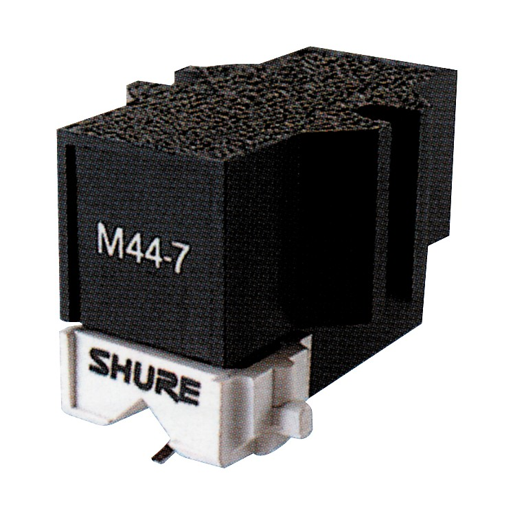 ShureM44-7 Competition DJ Cartridge