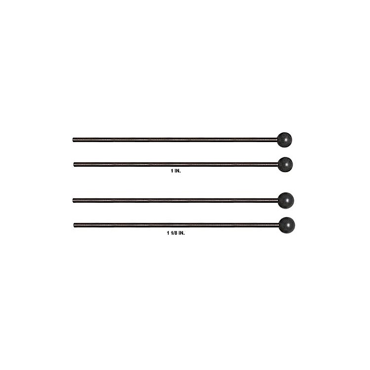 Vic Firth M6 / M7 Hard Phenolic Keyboard Mallets  1 in.