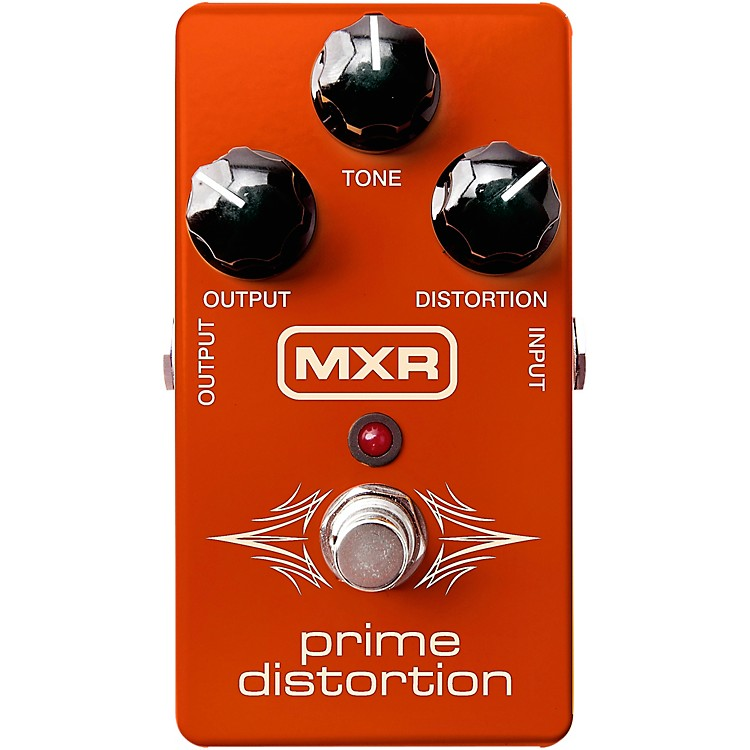 mxr m69 prime distortion guitar effects pedal music123. Black Bedroom Furniture Sets. Home Design Ideas