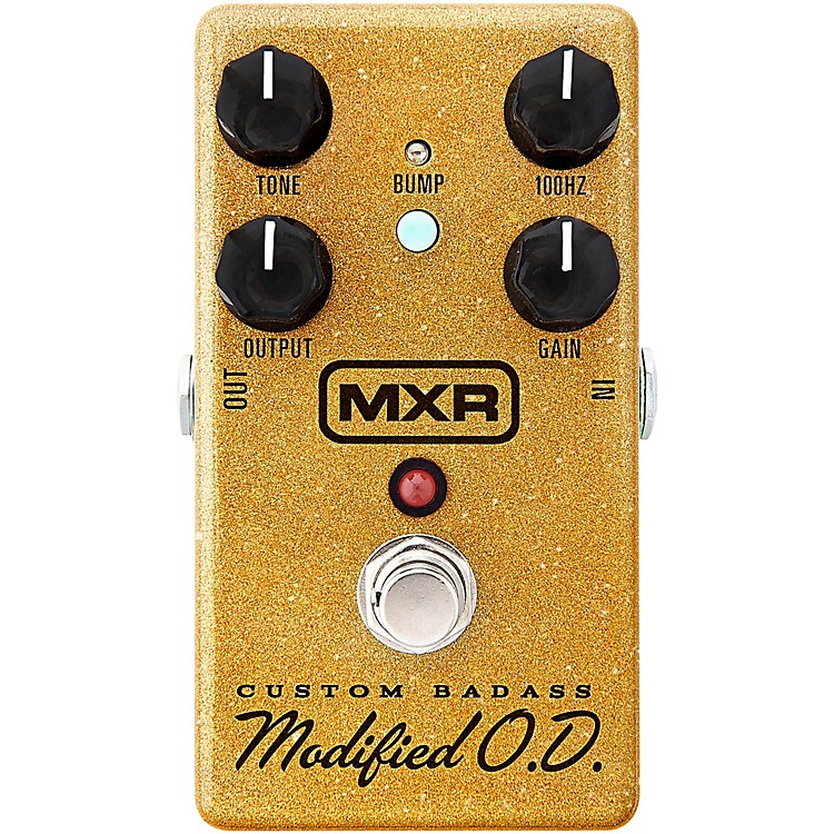 MXRM77SE Special Edition Badass Overdrive Effects Pedal