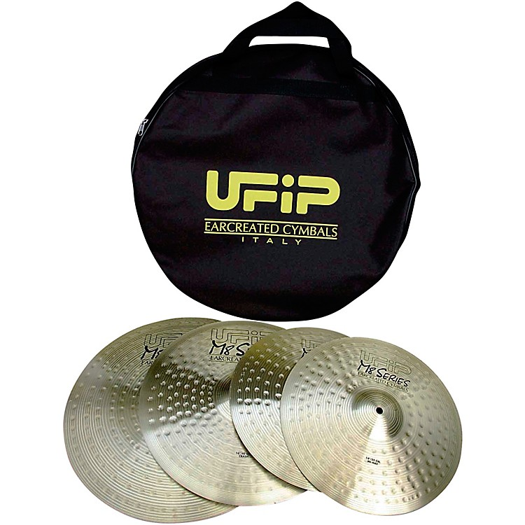 UFIP M8 Series Cymbal Set A