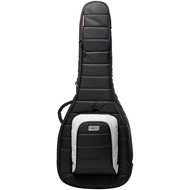 MONO M80 Dual Acoustic/Electric Guitar Case Black