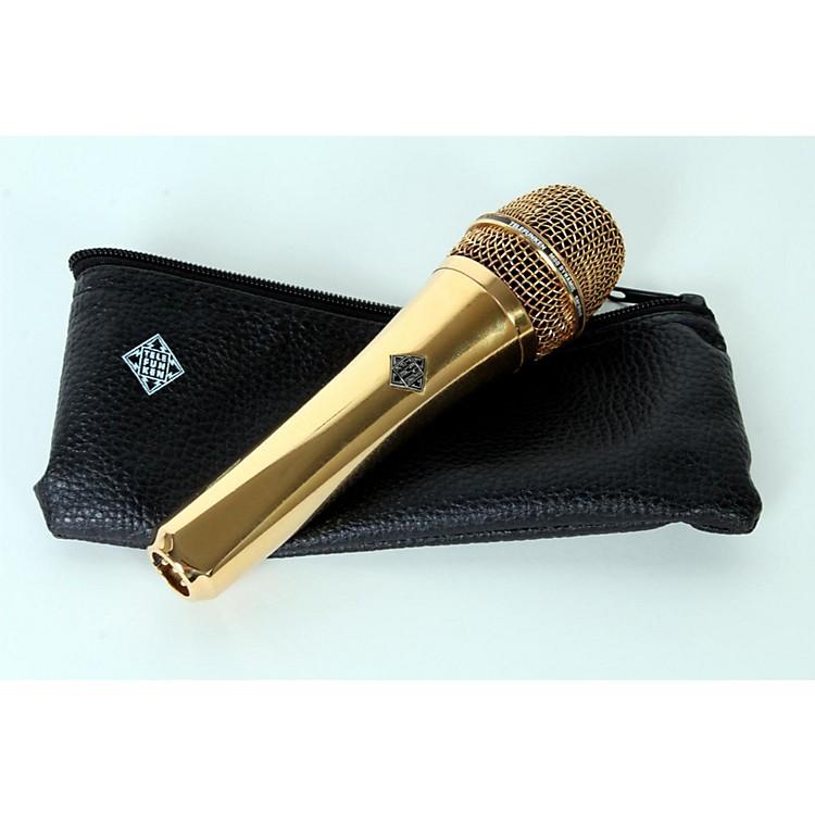 TelefunkenM80 Dynamic MicrophoneGold888365820293