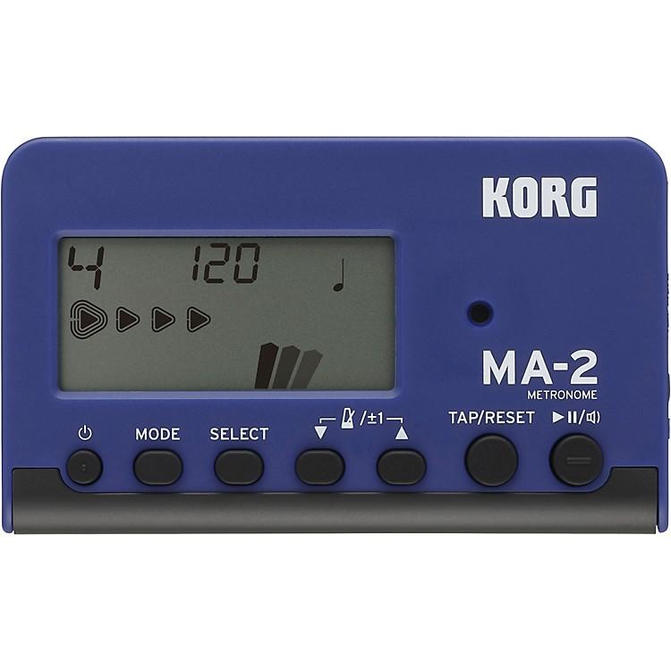 KorgMA-2 MetronomeBlue
