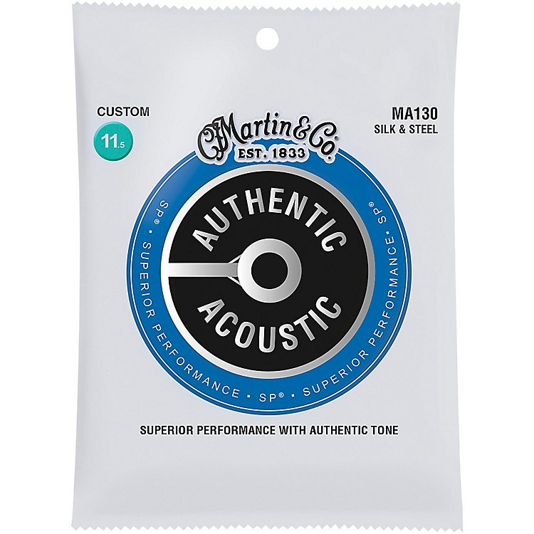 MartinMA130S Authentic Acoustic Guitar Strings