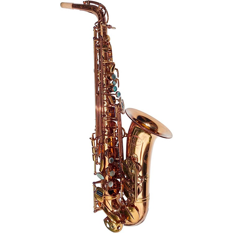 MACSAX MAC 8 Alto Saxophone EF Finish 888365584911