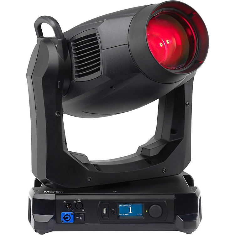 Martin ProfessionalMAC Viper Profile Moving-Head Beam HID Light