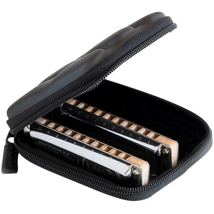 SuzukiMANJI 2-Piece Harmonica Set Keys: (LC, LD)