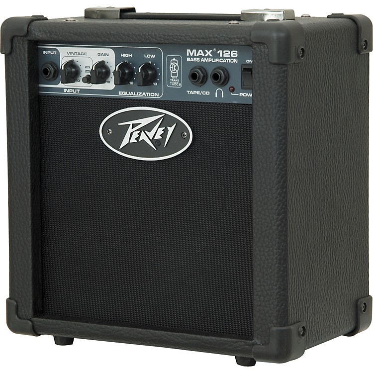 PeaveyMAX 126 Bass Practice Combo