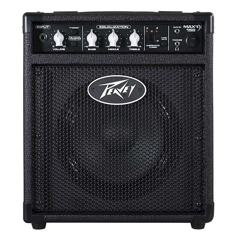 PeaveyMAX 158 II 1x8 20W Bass Combo Amp
