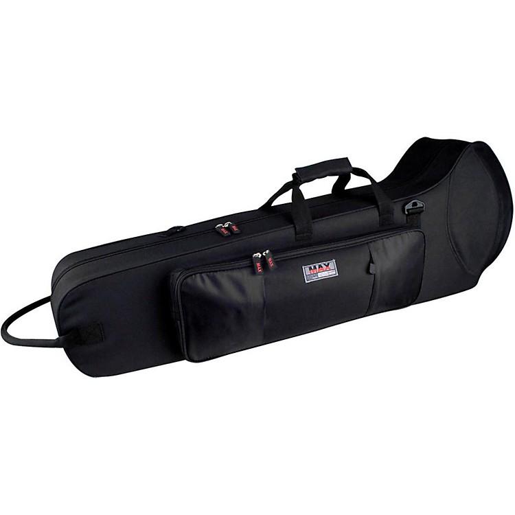 ProtecMAX Contoured Bass Trombone CaseBlack