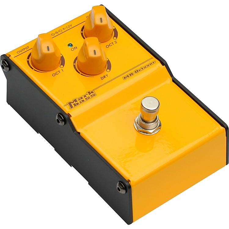 MarkbassMB Octaver Analog Bass Effects Pedal