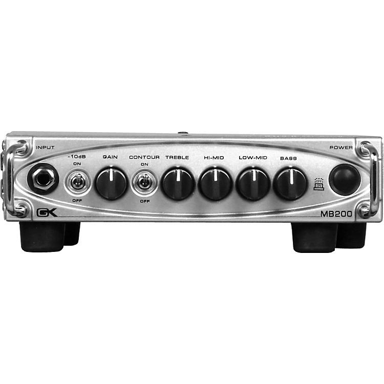 Gallien-KruegerMB200 200W Ultra Light Bass Amp Head