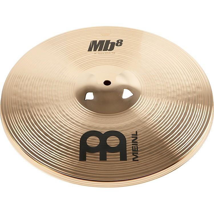 MeinlMB8 Heavy Hi-hat Cymbals14 in.