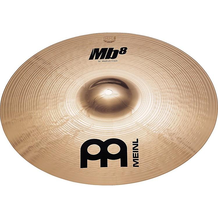 MeinlMB8 Medium Crash Cymbal18 in.
