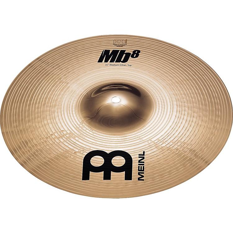 MeinlMB8 Medium Hi-hat Cymbal Pair14 In