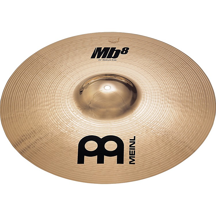 Meinl MB8 Medium Ride Cymbal 22 in.