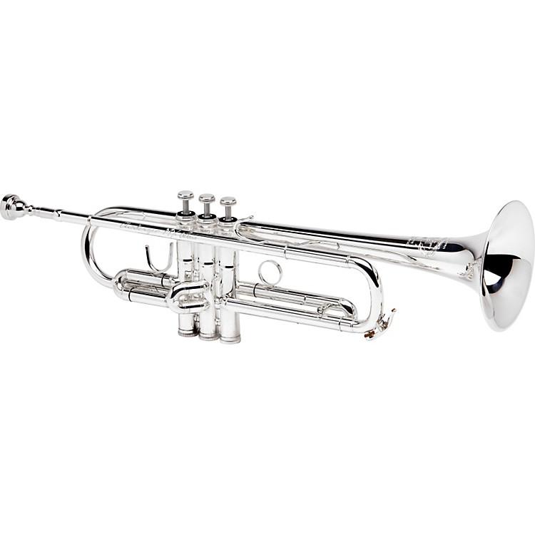 B&SMBX-GL Challenger II Bb TrumpetSilverReverse Leadpipe