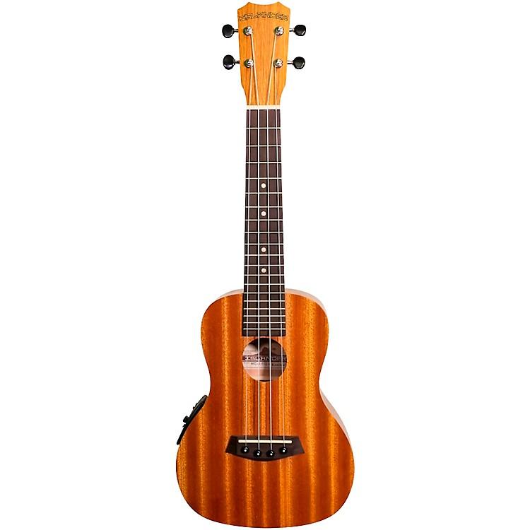 IslanderMC-4 EQ Acoustic-Electric Concert UkuleleSatin Natural