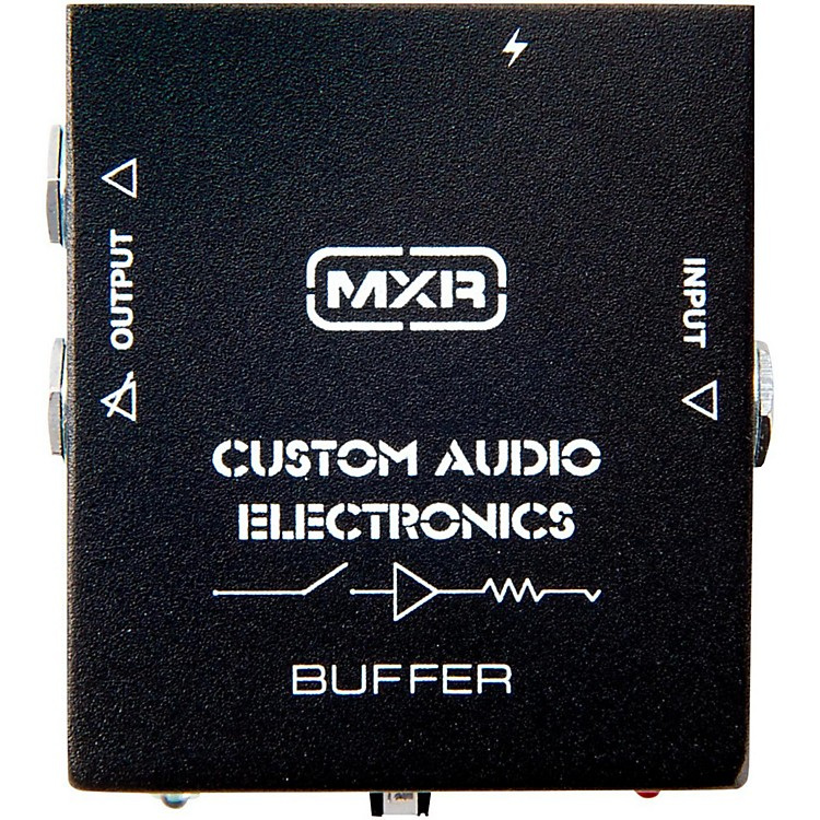 MXR MC406 CAE Buffer Guitar Effects Pedal